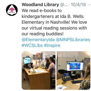 WMS Library Read2Me program